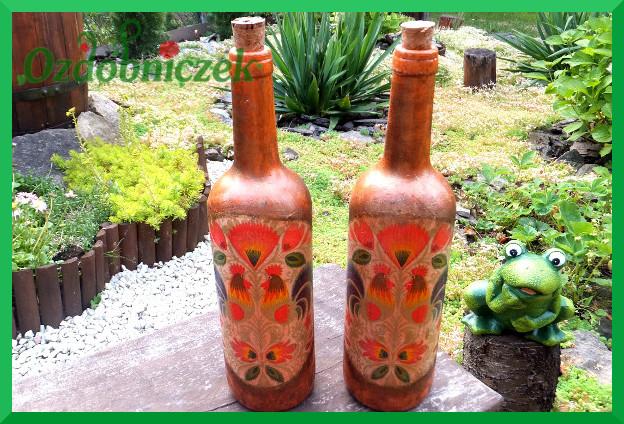 ozdobne butelki