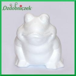 Żaba styropianowa 13 cm