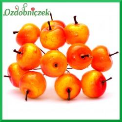 Rajskie jabłuszka czerwono-żółte 6 szt.