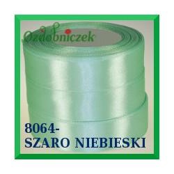 Tasiemka satynowa 12mm kolor blady zielony 8064