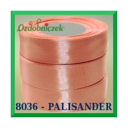 Tasiemka satynowa 25mm kolor różowy 8036