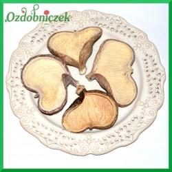 Owoc drzewa migdałowego 6szt. serce 'Badam'