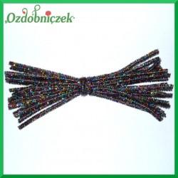 Druciki kreatywne metalizowane 20szt. 30cm kolorowe