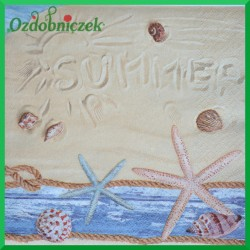 Serwetka do decoupage summer