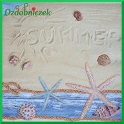 Serwetka do decoupage summer