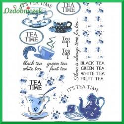 Papier ryżowy A4 - herbata R413