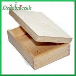 Szkatułka drewniana 16cm