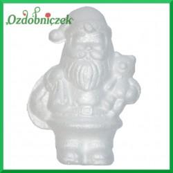 Mikołaj styropianowy 16 cm