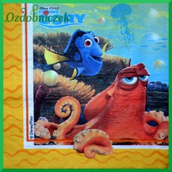 Serwetka do decoupage Dory