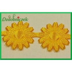 Aplikacje słoneczniki duże żółte