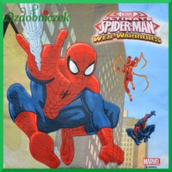 Serwetka do decoupage SPIDER-MAN