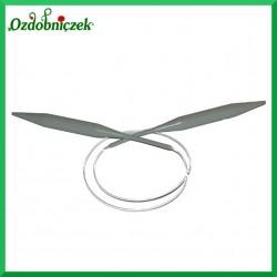 Druty na żyłce aluminiowe 12mm/80cm