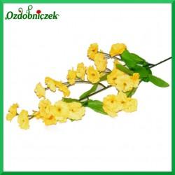 Niezapominajki żółta gałązka 35cm