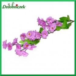 Niezapominajki fioletowa gałązka 35cm