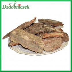 Plastry kory sosny SIATKA 1kg