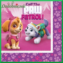 Serwetka do decoupage PAW PATROL