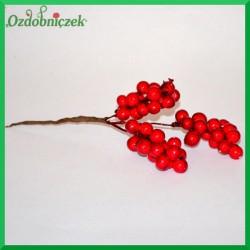 Jarzębina czerwona gałązka 27cm