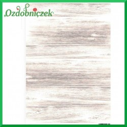 Papier do decoupage SOFT A4 - JASNE DESKI S032