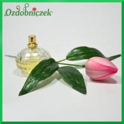 Kwiat TULIPANA delikatny róż 24cm/1szt.