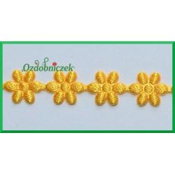 Aplikacje kwiatuszki malutkie żółte