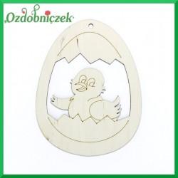 Jajko zawieszka kurczak w skorupce nr 37