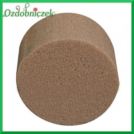 Cylinder suchy - gąbka florystyczna  sucha