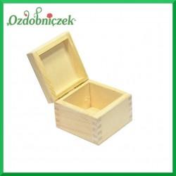 Pudełko drewniane 13cm