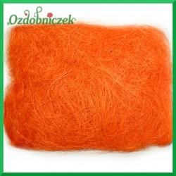 Sizal pomarańczowy