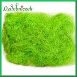 Sizal jasny zielony