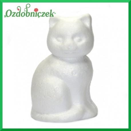 Kot duży styropianowy