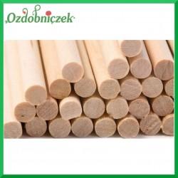 Drewniane patyczki BELECZKI super gładkie 100szt. 220x6mm