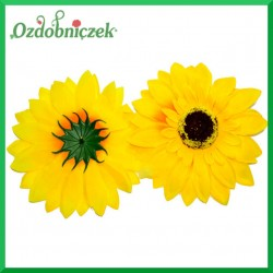 Słoneczki duże główki kwiatowe (W666) 16cm