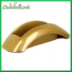 Baza plastikowa złota ozdobna 22,5cm