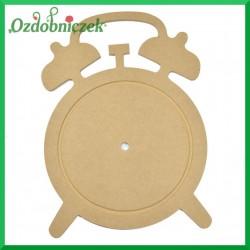 Podstawa do zegara z płyty MDF 19,5cm