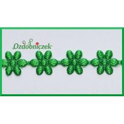 Aplikacje kwiatuszki malutkie zielone