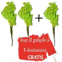 SUSZ OZDOBNY ZIELONY 2+1 gratis -wiązki 28cm