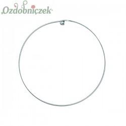 Okrąg metalowy baza do Łapaczy snów 15cm