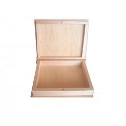 Drewniane pudełko KSIĄŻKA nr 3