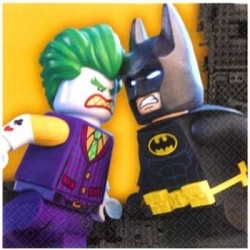 Serwetka do decoupage LEGO BATMAN