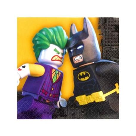 Serwetka do decoupage LEGO BATMAN