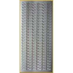 Stickersy srebrne sto lat