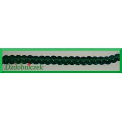 Taśma cekinowa metaliczna c16 Zielona