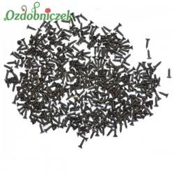 Śrubki metalowe MOSIĄDZ 8 mm 100g wkrętki