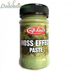 Pasta z efektem mchu 100 ml JASNO ZIELONA Moss effect paste