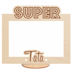 Ramka na zdjęcie SUPER TATA