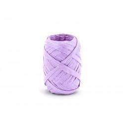 RAFIA liliowa, sznurek papierowy - 10mb