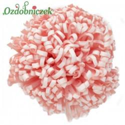 Chryzantema piankowa strzępiasta BLADY RÓŻ - główka kwiatowa 10cm