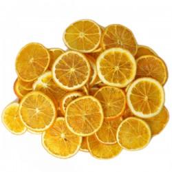 Suszone pomarańcze 120g plastry