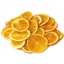 Suszone pomarańcze 50 - 60g plastry