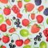 Serwetka do decoupage - truskawka, poziomka, malina i agrest